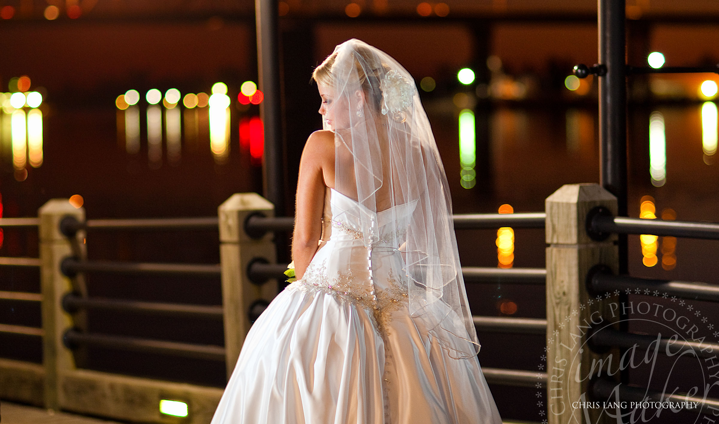 Brides - wedding dress - Wilmington NC Photographers
