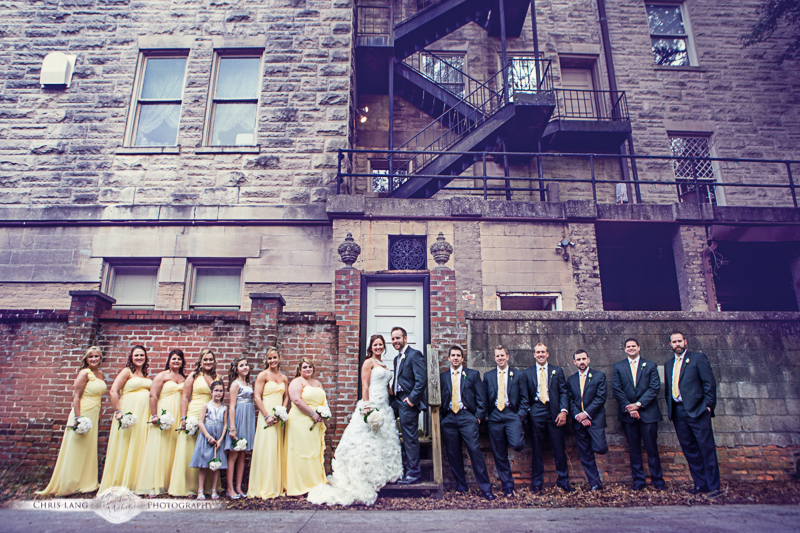 st thomas preservation hall wedding - wedding photographers - photography - chris lang weddings