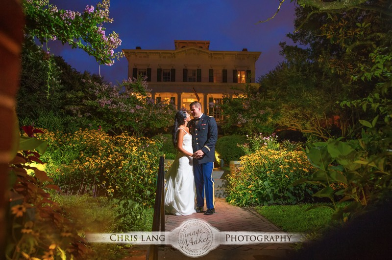 city club weddings - wilmingotn nc - wedding photographers - wedding photography - chris lang weddings