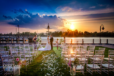 embassy suites weddings & events - wilmington nc wedding photographers