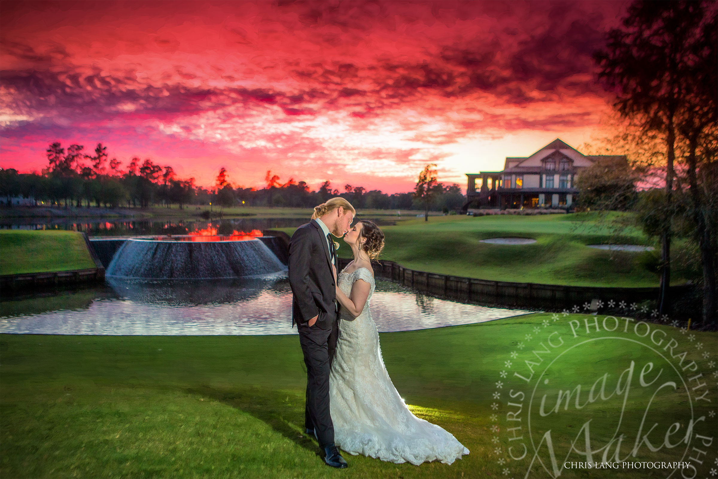 Wedding Photo - Wedding Picture - Wilmington NC Wedding Photographers- Wedding Photography - Chris Lang Weddings