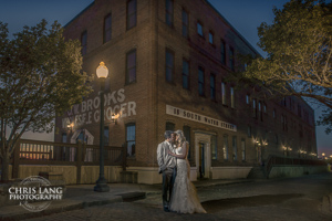 the river room weddings - wilmington nc -  wedding photographers - wedding photography - chris lang weddings