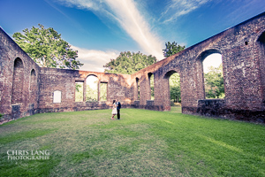 old brunswick town - Fort Anderson - Wedding Photography